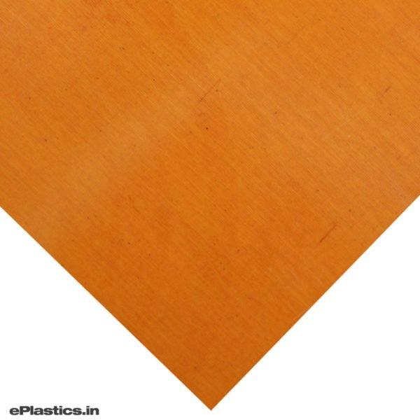 """Micarta Linen Phenolic Sheet 12mm x 12"""" x 36"""" LE Sheet"""